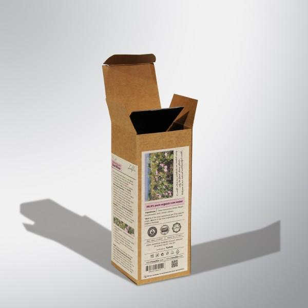 Kraft Parfüm Kutusu