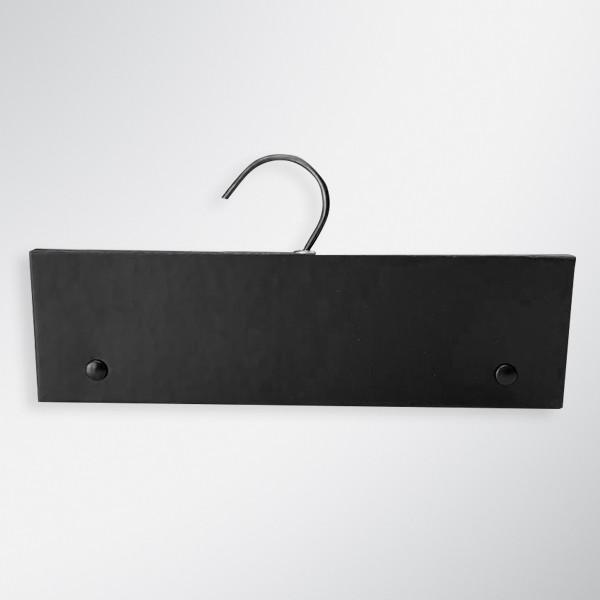 23 cm Siyah Mukavva Kartela